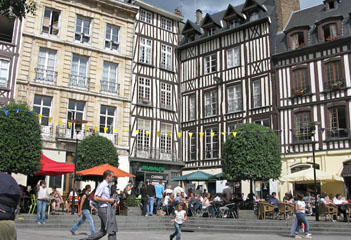 Picture of Learn French in Rouen