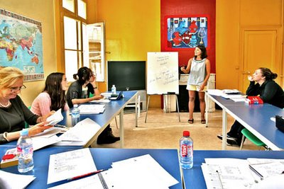 Picture of Learn French in Montpellier